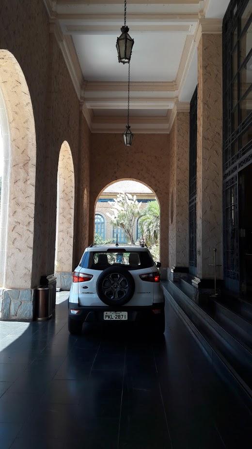 8 ChavesPasseando na terra do pão de queijo, uai sô estivemos no Tauá Grande Hotel de Araxá