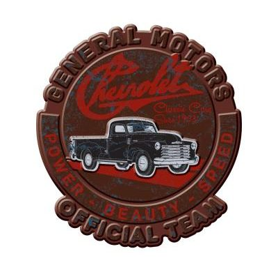 view-2-400x390 Chevrolet Fan Store lança coleção alusiva aos 100 anos de picape no mundo